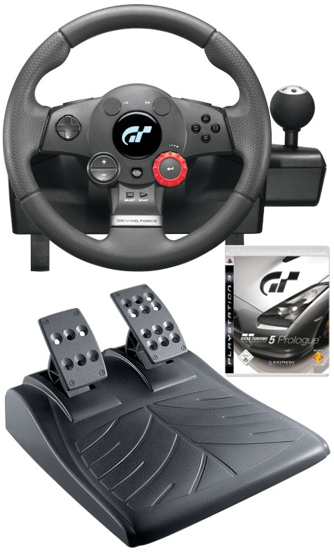 Logitech Driving Force Gt Compatibility Project Cars Pc