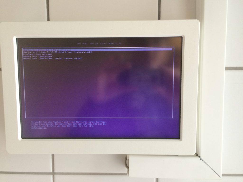 LinuxAufDemKlo