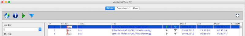 """MediathekView 12@Mac OS X: """"Kann nicht geöffnet werden"""""""