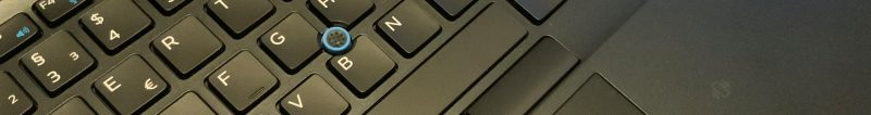 GNU/Linux@Dell Latitude 7490: Scrollen mit mittlerer TrackStick-Taste